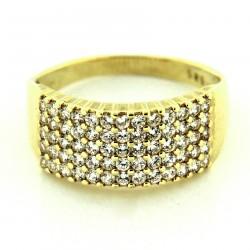 Zlatý prsten R87