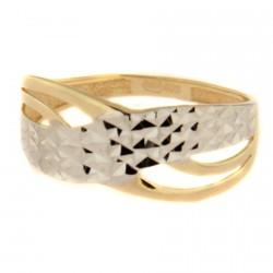 Zlatý prsten R25-3801