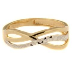 Zlatý prsten R25-3522
