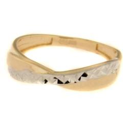 Zlatý prsten R25-3375