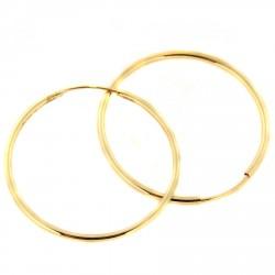 Zlaté náušnice E8-126-0130