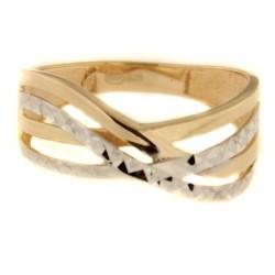Zlatý prsten R25-3663