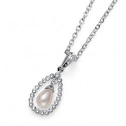 Přívěsek Oliver Weber Pearl Drop - 11946 (crystal)