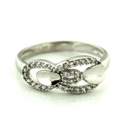 Zlatý prsten SAS010W