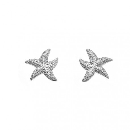 Stříbrné náušnice Hot Diamonds Daisy DE604