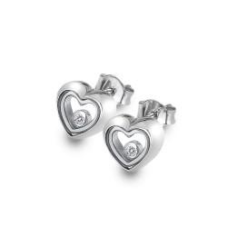 Stříbrné náušnice Hot Diamonds Anais AE013