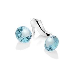 Stříbrný přívěsek Hot Diamonds Anais achát element AC116