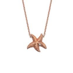 Stříbrný náhrdelník Hot Diamonds Daisy RG DN133
