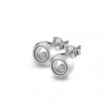 Stříbrné náušnice Hot Diamonds Anais AE015
