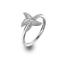 Stříbrný prsten Hot Diamonds Daisy DR213