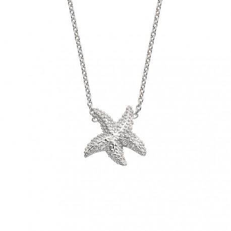 Stříbrný náhrdelník Hot Diamonds Daisy RG DN132