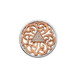 Přívěsek Hot Diamonds Emozioni Cleopatra Coin RG EC468-469