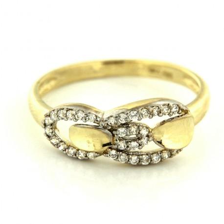 Zlatý prsten SAS010