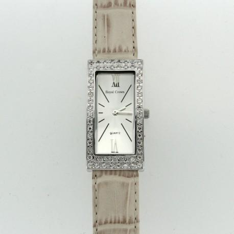 Stříbrné hodinky H05