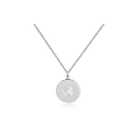 Náhrdelník Sagapo Coin SKY01