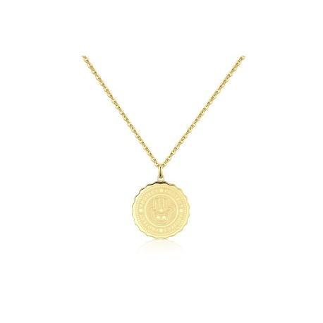 Náhrdelník Sagapo Coin SKY04