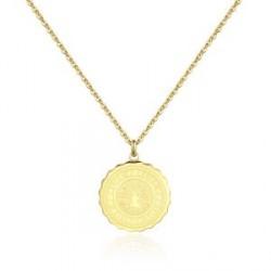 Náhrdelník Sagapo Coin SKY08