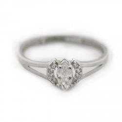 Zlatý prsten AZR505W