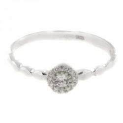 Zlatý prsten AZR2076W
