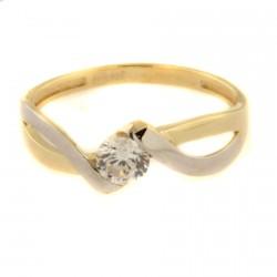 Zlatý prsten BTT0742