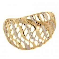 Zlatý prsten TS0756