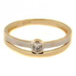 Zlatý prsten TYZ1725