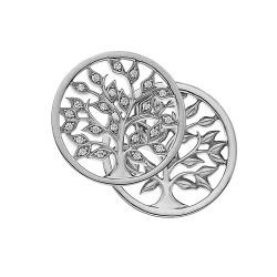 Přívěsek Hot Diamonds Emozioni Balance and Harmony Sparkle Coin EC480-481