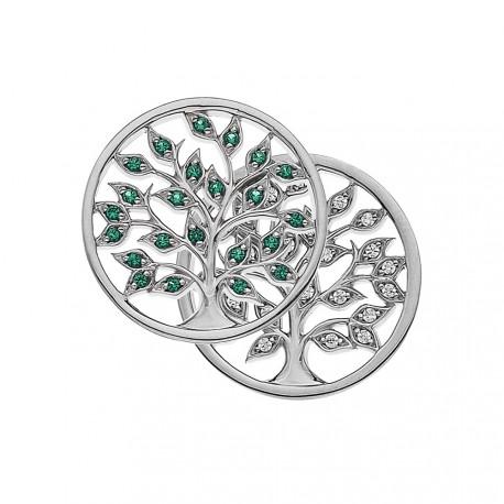 Přívěsek Hot Diamonds Emozioni Balance and Harmony Nature Coin EC482-483