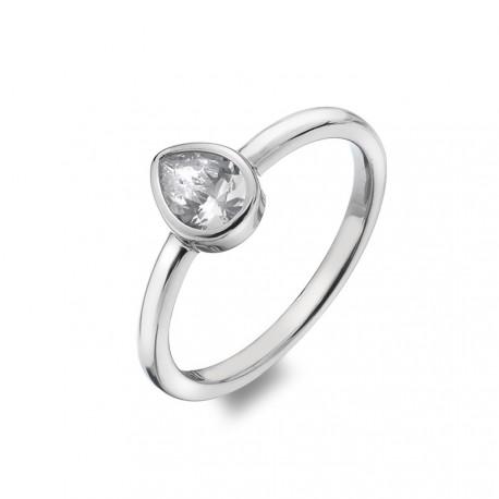 Prsten Hot Diamonds Emozioni Acqua Amore ER025