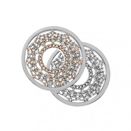 Přívěsek Hot Diamonds Emozioni Dreamer RG Coin EC474-475