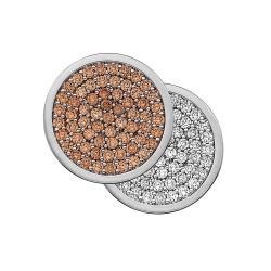 Přívěsek Hot Diamonds Emozioni Purity and Loyalty Coin EC470-471