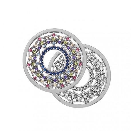 Přívěsek Hot Diamonds Emozioni Dreamer Coin EC476-477