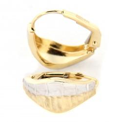 Zlaté náušnice E10362-1350