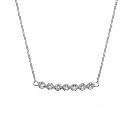 Náhrdelník Hot Diamonds Emozioni Luminoso EN004