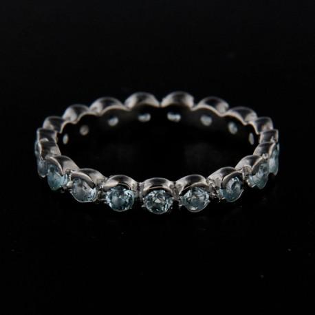 Stříbrný prsten R107