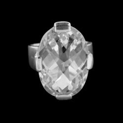 Stříbrný prsten R401