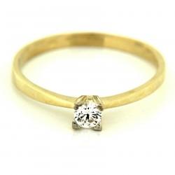 Zlatý prsten PTT0027