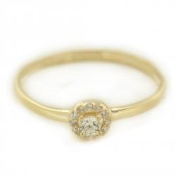 Zlatý prsten AZR574