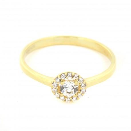 Zlatý prsten RSWTK3-3.75