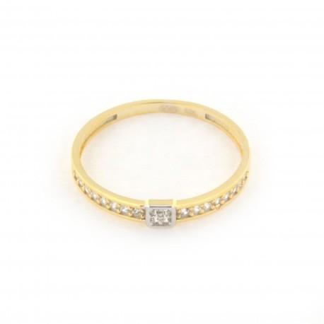 Zlatý prsten AZR1883