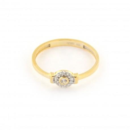 Zlatý prsten AZR1884