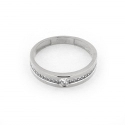 Zlatý prsten MLKR197W