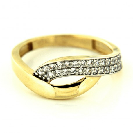 Zlatý prsten RXXGTK-389