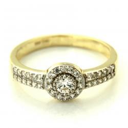 Zlatý prsten SAS003