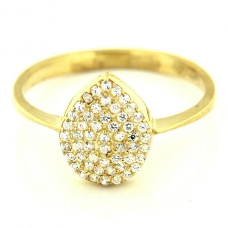 Zlatý prsten RAZTK28
