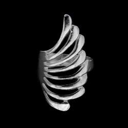 Stříbrný prsten R1762