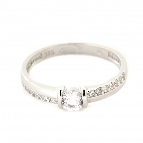 Zlatý prsten PYZ1017W