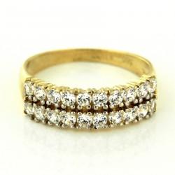 Zlatý prsten R90