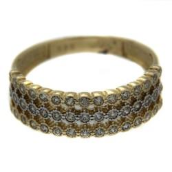 Zlatý prsten R91