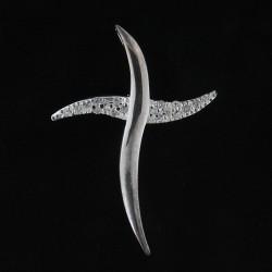 Stříbrný přívěs P163